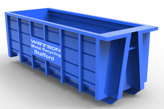 Skips and Containers ~ Hook Lift Container ~ 20 and 45 cubic Yards