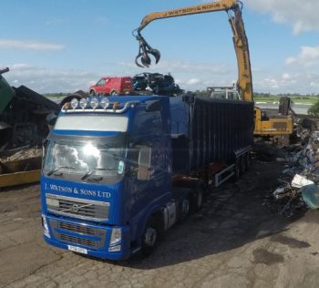 J Watson and Sons Metal Recyclers